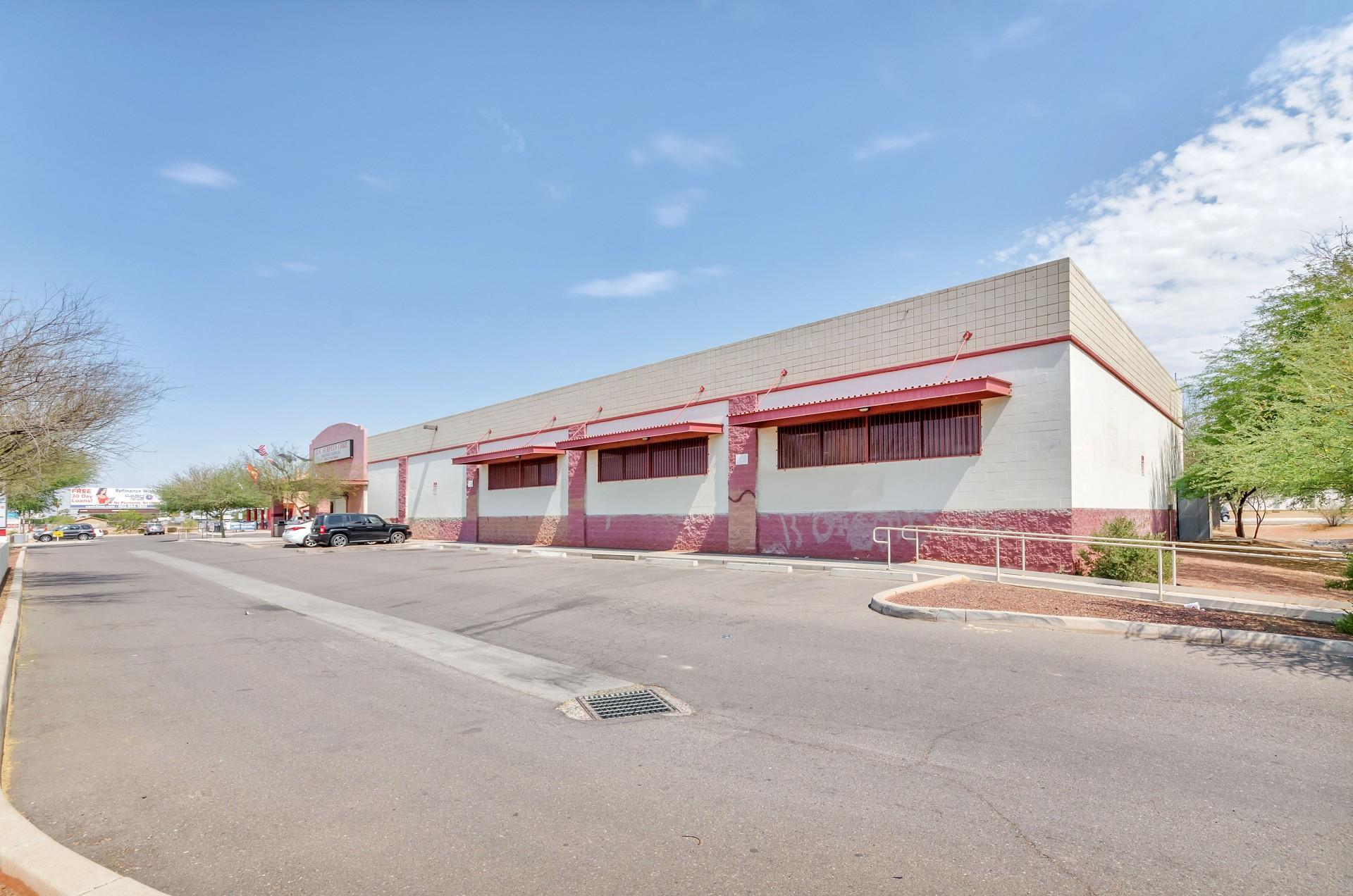 mercial Buildings for sale in Phoenix AZ W Mc Dowell Road